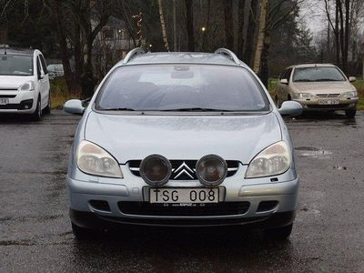 begagnad Citroën C5 2.0 WAGON NYBES 136hk