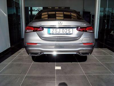 begagnad Mercedes E300 - Benz E4Matic / AMG Line / Premiumpaket / Demobil