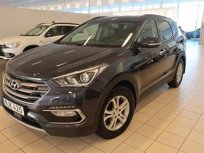 begagnad Hyundai Santa Fe 2.2 4WD 200 hk
