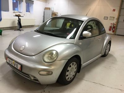 begagnad VW Beetle New2.0 Comfort 116hk