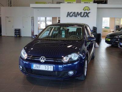 begagnad VW Golf 1,6 MULTIFUEL