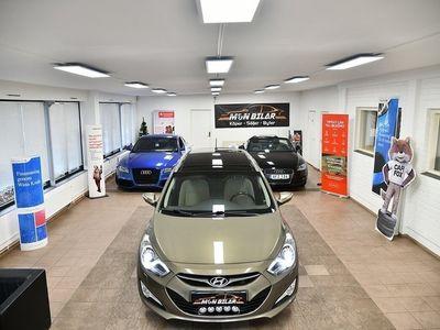 begagnad Hyundai i40 cw 1.7 CRDi Automat Drag Gps 6Må Garanti 0%Ränta
