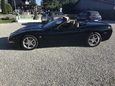 begagnad Chevrolet Corvette Cabriolet 5.7 V8 - 360 Hk
