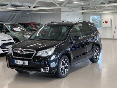 begagnad Subaru Forester 2.0 4WD XT DRAG 241hk