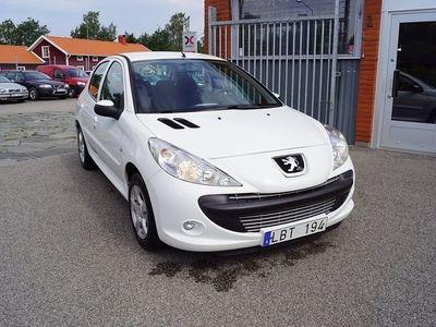 begagnad Peugeot 206 1.4 75HK 5D