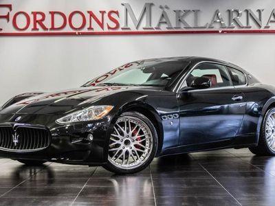 begagnad Maserati Granturismo V8 405HK AUT NAVI BOSE CORSA FRI HEMLEVERANS