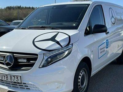begagnad Mercedes Vito - Benz116 CDI Skåp lång Demobil