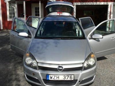 begagnad Opel Astra 1.7 CDTI