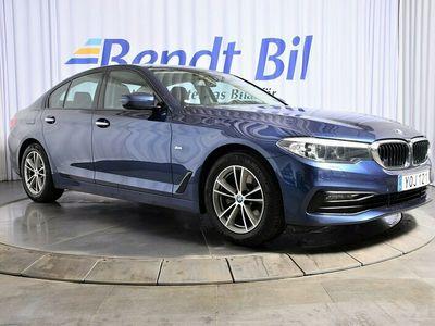 begagnad BMW 520 d Sedan Sport line Navi Parkeringsvärmare 2018, Sedan Pris 269 000 kr