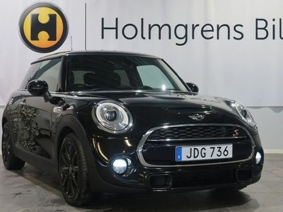 brugt Mini Cooper S 3dr (192hk) Chili / Connected