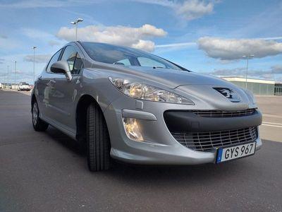 begagnad Peugeot 308 1.6 mcp HDI Aut 6 väx Drag 08 -08
