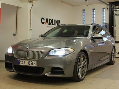 begagnad BMW M550 d xDrive Touring Steptronic M Sport Euro 6 381hk