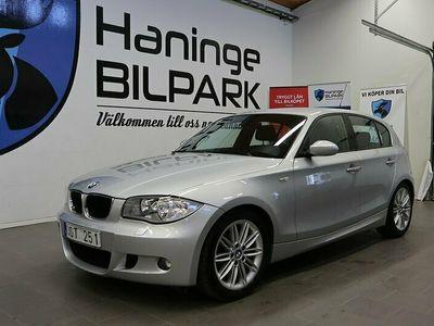 begagnad BMW 120 i M Sport PDC 2007, Halvkombi Pris 79 900 kr