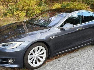 begagnad Tesla Model S 75D AWD Leasebar 1 år, okt -18