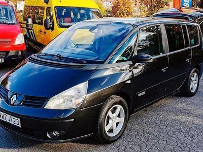 begagnad Renault Grand Espace 2.0 Turbo Automat 7-sits