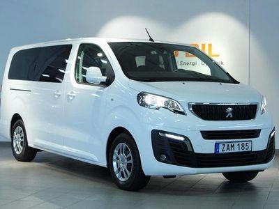 begagnad Peugeot Traveller Business 1.6 BlueHDi 9-Sits 2017, Transportbil 244 800 kr