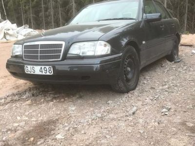 begagnad Mercedes C280