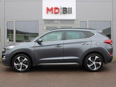 begagnad Hyundai Tucson 2.0 CRDi 4WD Aut Premium 1 brukare