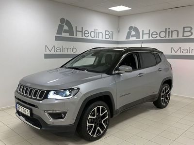 begagnad Jeep Compass Jeep Compass Limited