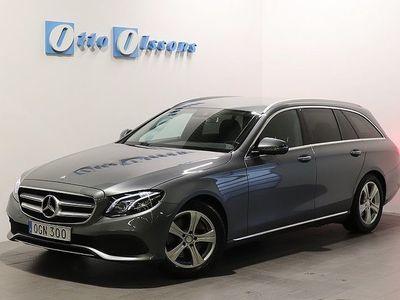 begagnad Mercedes E220 Kombi Premium Aut, Nav, Drag