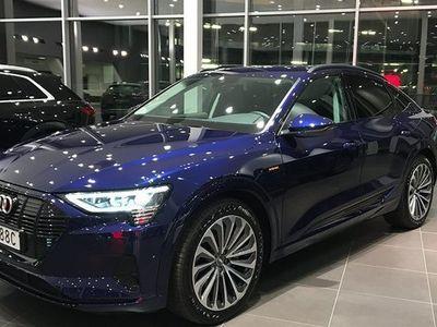 begagnad Audi E-Tron e-tron quattro - Sportback 50 quattro 2020, Personbil 782 000 kr