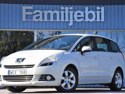 begagnad Peugeot 5008 1.6 HDI (110hk) Drag/6-Växlad/AC