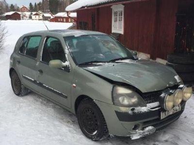 begagnad Renault Clio 01 -01