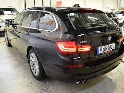 begagnad BMW 520 AUT/ X-DRIVE/ COMFORT EDITION/ 2 ÅRS GARANTI