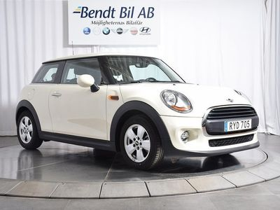 used Mini ONE 3-door Pepper Euro 6 102hk