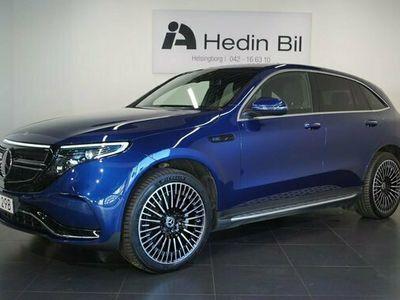 """begagnad Mercedes EQC Benz """"400 4Matic AMG Paket 21"""""""" Alufälgar F 2020, SUV Pris 799 900 kr"""