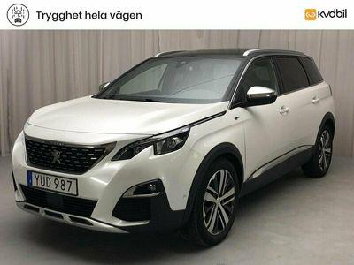 begagnad Peugeot 5008
