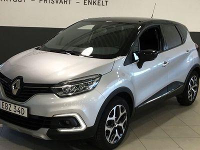 begagnad Renault Captur INTENS TCE 90HK OBS ENDAST 460 MIL