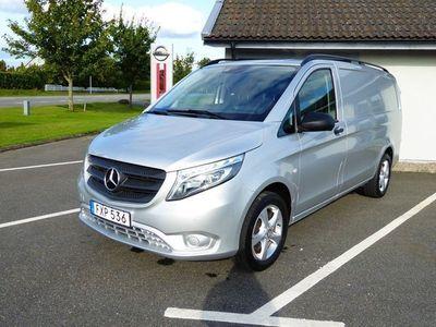 begagnad Mercedes Vito 119d, 4MATIC