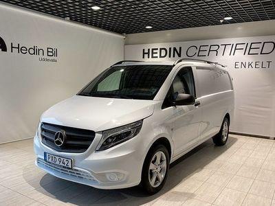 begagnad Mercedes Vito Benz 119 CDI 4WD Lång 2017, Transportbil 299 000 kr