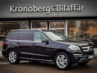 begagnad Mercedes 350 GL BenzBlueTEC 4MATIC Plus 7-sits 2013, Kombi 359 900 kr