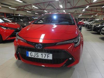 begagnad Toyota Corolla 1,8 Hybrid TS Style