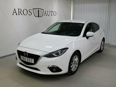 begagnad Mazda 3 VISION 2.0 120hk