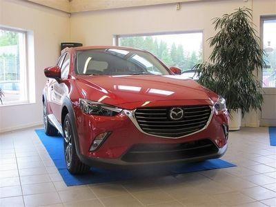 begagnad Mazda CX-3 2.0 150 hk Optimum AWD SUV