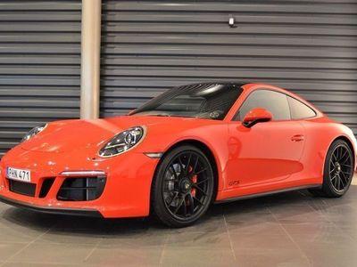 begagnad Porsche 991 Carrera 4 GTS