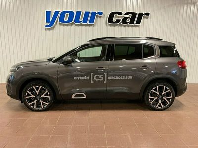 begagnad Citroën C5 Aircross HDi130 AUT Shine Excl, Värmare, Drag