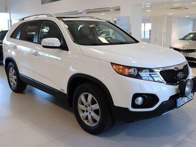 begagnad Kia Sorento 2.2 CRDi 4WD Executive 7-sits