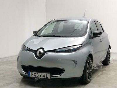 begagnad Renault Zoe 41 kWh R110 (108hk)