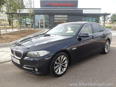 begagnad BMW 520 d Sedan, F10 190hk Aut Connected Driv -16