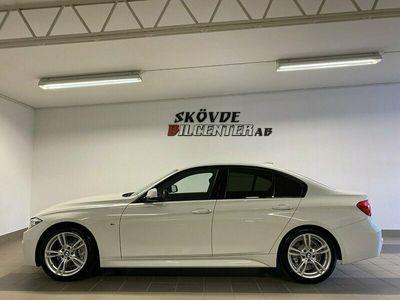 begagnad BMW 330 i LCI M-Sport/3900Mil/Connected/Navi/Skinn/HiFi/LED