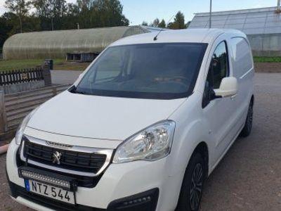 begagnad Peugeot Partner Pro+ L1 1,6 BlueHDi 100 -15