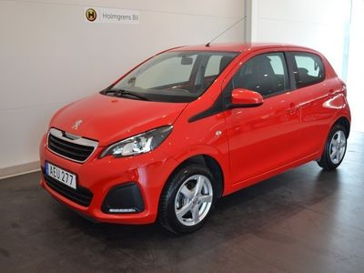 used Peugeot 108 5D Active 1.0 VTi