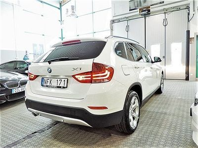 begagnad BMW X1 20d Aut xDrive 5100mil Svensksåld 184hk Nyskick