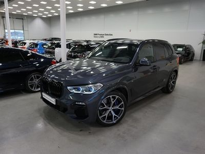 begagnad BMW X5 30d xDrive M-Sport Innovation Winter Xoffroad