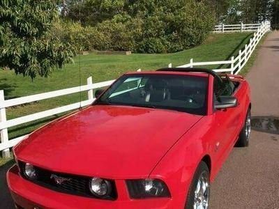begagnad Ford Mustang GT