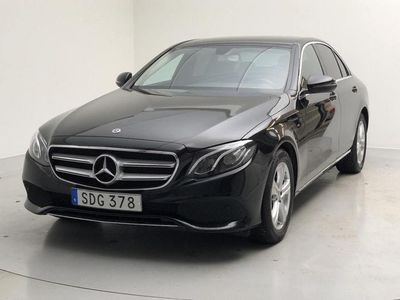 begagnad Mercedes E220 E-KlassSedan W213